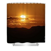 That Moment Of Perspective Shower Curtain