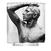 The Age Of Bronze, After 1877 Shower Curtain