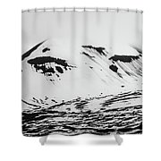 The Arctic Is Crying Shower Curtain