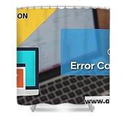 The Best Expert Resolve Quickbooks Error 6147,0 Shower Curtain