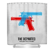 The Departed Shower Curtain