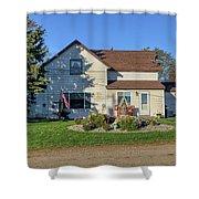 The Farm House Shower Curtain