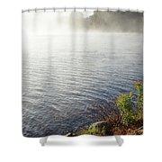 The Fog Rolls  Shower Curtain