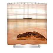 The Great Unknown Shower Curtain