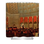 The House Of Representatives, 1822 Shower Curtain