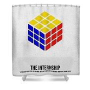 The Internship Shower Curtain