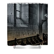 The Lost Heart Shower Curtain