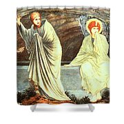 The Morning Of The Resurrection 1882 Shower Curtain