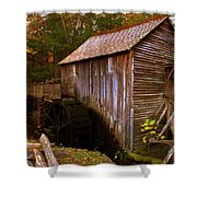 The Old Grist Mill Shower Curtain