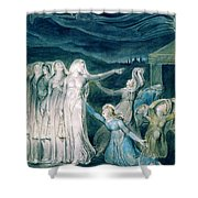 The Parable Of The Wise And Foolish Virgins - Digital Remastered Edition Shower Curtain