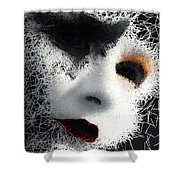 The Phantom Of The Arts Shower Curtain by ISAW Company