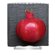 The Pomegranate Fruit Shower Curtain