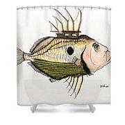 The Real John Dory Shower Curtain