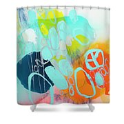 The Right Thing Shower Curtain