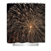 The Saint Louis Missouri 4 Of July Fireworks Shower Curtain