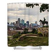 The Scout Kansas City Shower Curtain