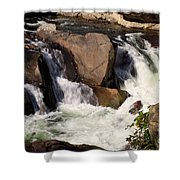 The Sinks In Smoky Mountain National Park Shower Curtain