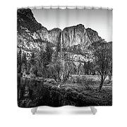 The View Shower Curtain by Doug Camara