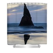 The Wizard's Hat Shower Curtain