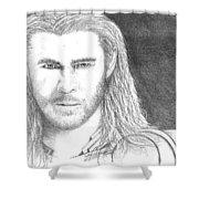 Thor Shower Curtain