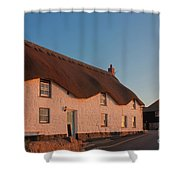 Tinker Taylor Cottage Cornwall Shower Curtain