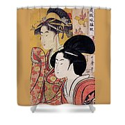 Top Quality Art - Bamboo Blind Shower Curtain