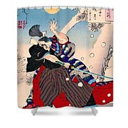 Top Quality Art - Kobayashi Heihachiro Shower Curtain