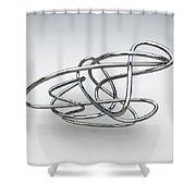 Totally Tubular 3 Shower Curtain