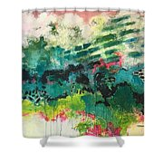 Trade Winds Shower Curtain