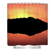 Tranquil Island Shower Curtain