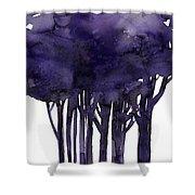 Tree Impressions 1g Shower Curtain