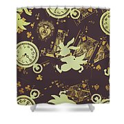 Tricks And Illusions Shower Curtain