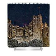 Trim Castle Shower Curtain