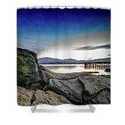 Tromso Shower Curtain