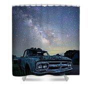 Truck Yeah Shower Curtain