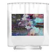 Trumpet Of Spring Shower Curtain