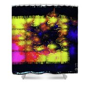 Uncaged And Unafraid - Breaking The Gridlock Of Hate Number 3 Shower Curtain
