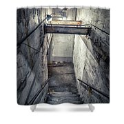 Underworld Shower Curtain