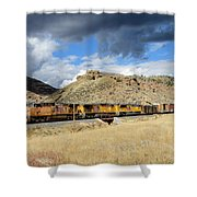 Up 5852 Shower Curtain