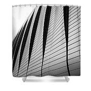 Urban Achitecture 2 Shower Curtain