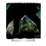 Urban Grunge Collection Set - 02 Shower Curtain