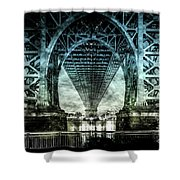 Urban Grunge Collection Set - 06 Shower Curtain