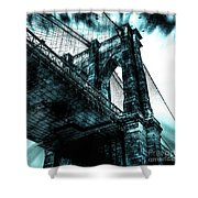 Urban Grunge Collection Set - 08 Shower Curtain