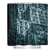 Urban Grunge Collection Set - 11 Shower Curtain
