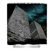 Urban Grunge Collection Set - 13 Shower Curtain