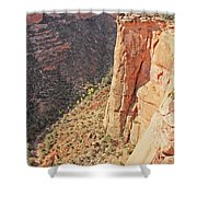 Valley Colorado National Monument 2884 Shower Curtain