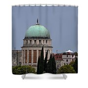 Venetian Skyline Shower Curtain
