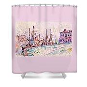 Venice - Digital Remastered Edition Shower Curtain