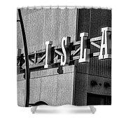 Venice Island - Manayunk - Philadelphia Shower Curtain