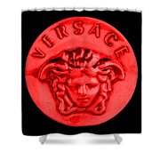 Versace Jewelry-5 Shower Curtain